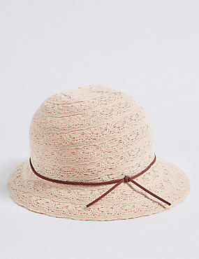 vintage sun hat
