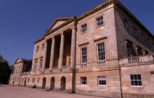 Basildon Park national trust house