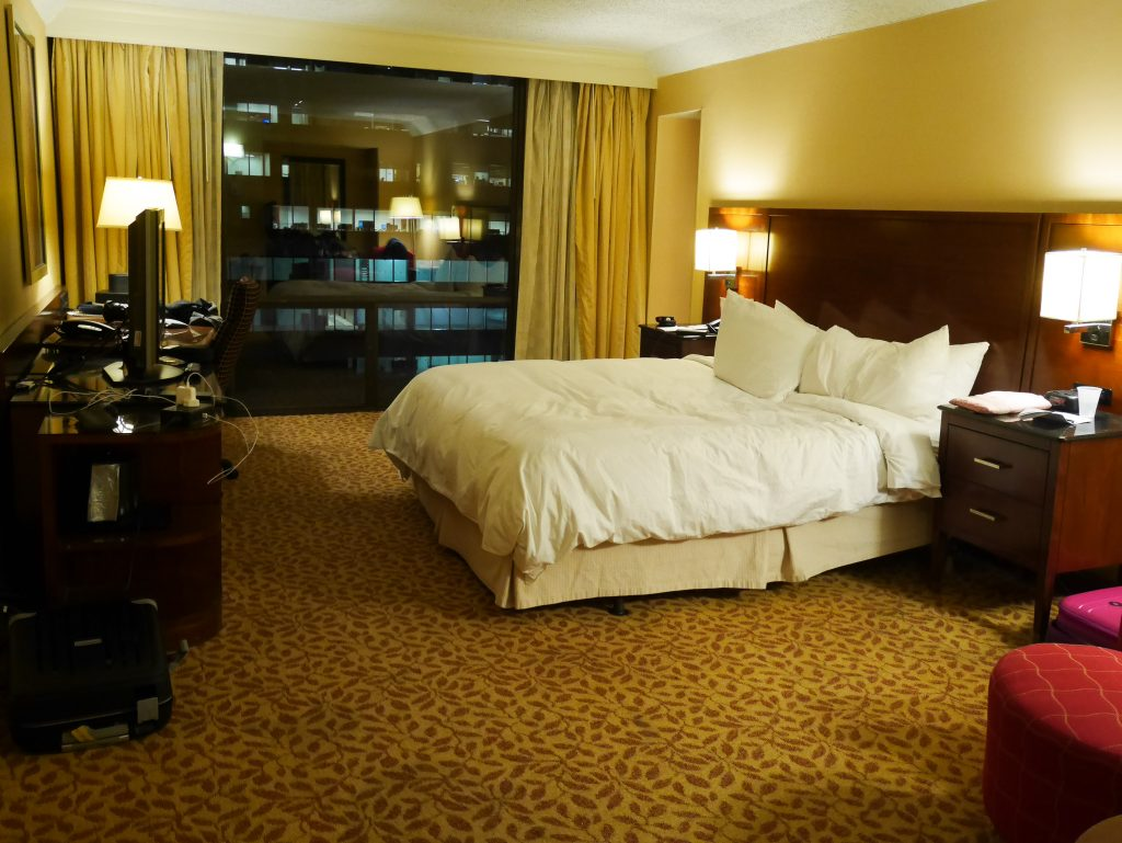 Review of the Marriott Hotel and Spa in Stamford
