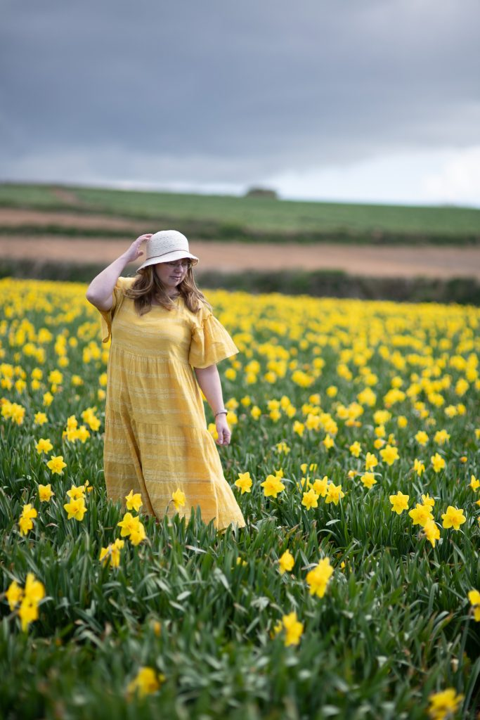 Marks and spencer yellow summer dress