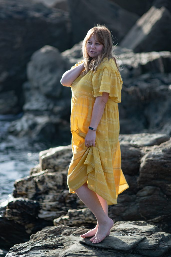 The perfect summer dress for holidays