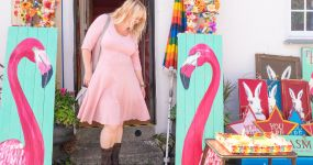 Styling the Spring/Summer 2018 trends: Pink