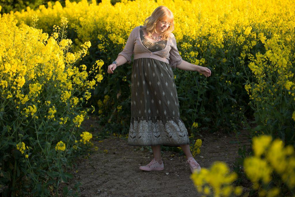 styling a bohemian summer dress