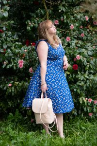40 plus British style blogger
