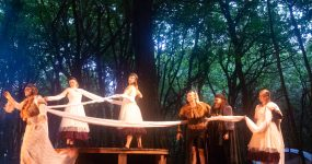 Review of The Firebird by the Rogue Theatre Company in Cornwall