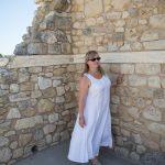 white floaty dress ideas