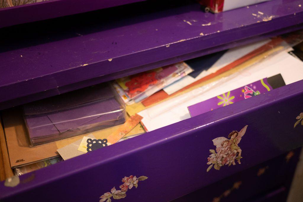 craft paper storage
