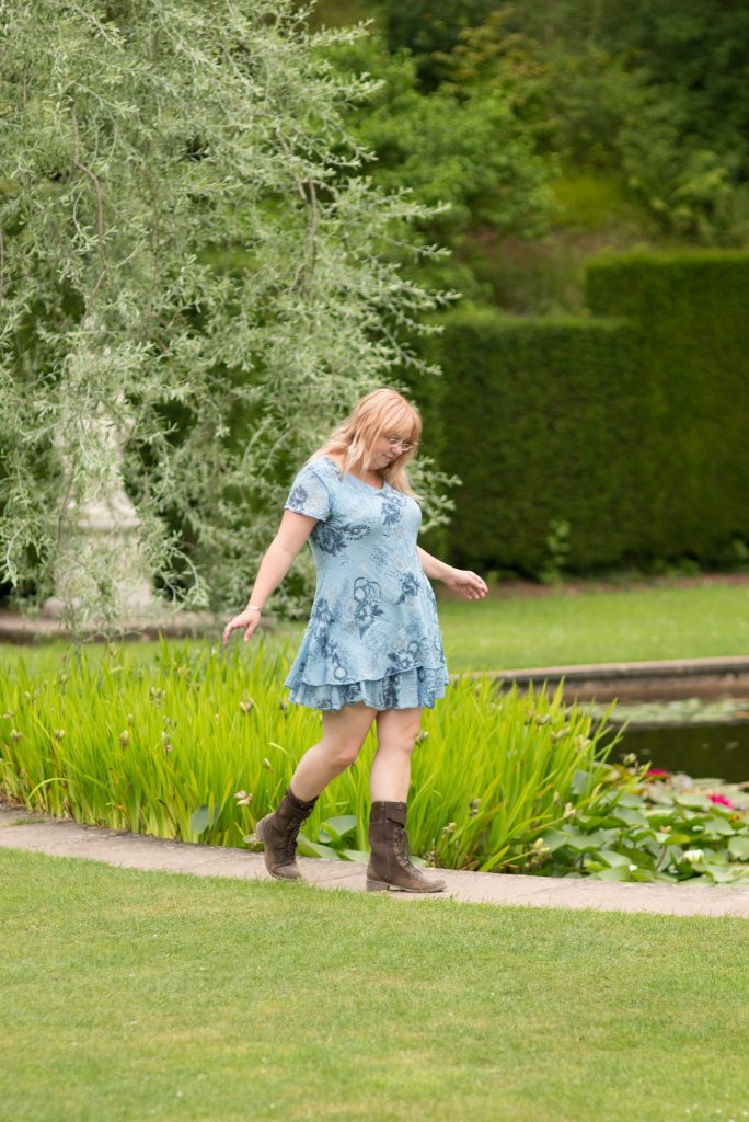 British style blogger over 40