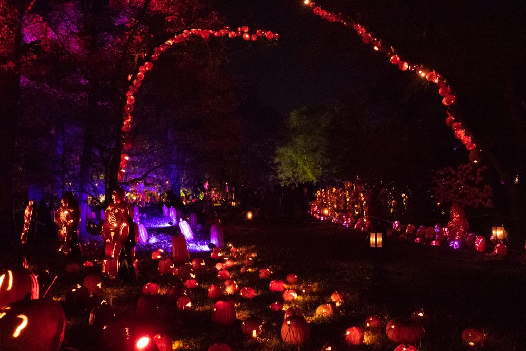 Where to visit in Connecticut for Halloween