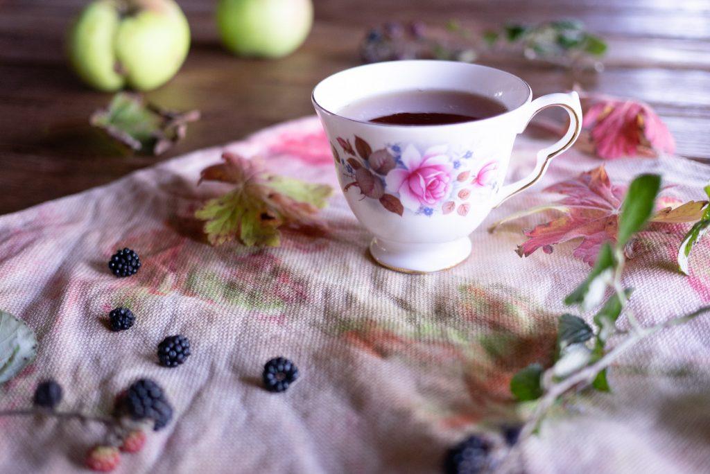 Speciality loose leaf teas
