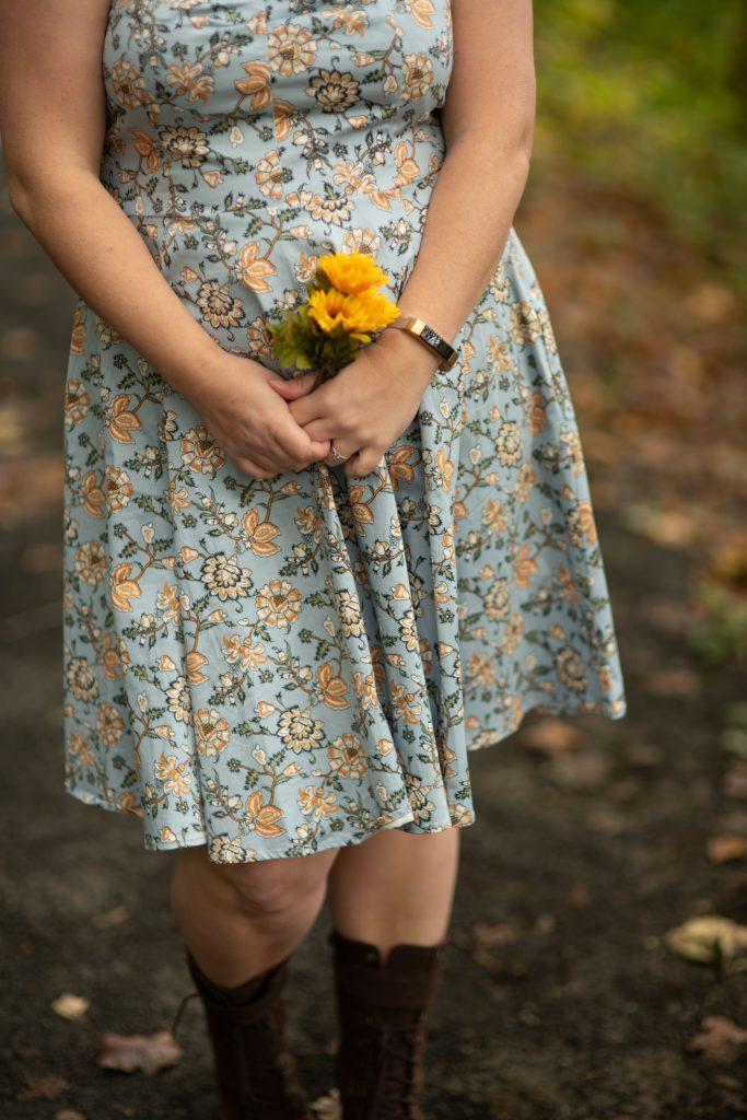 Joe Browns floral dress