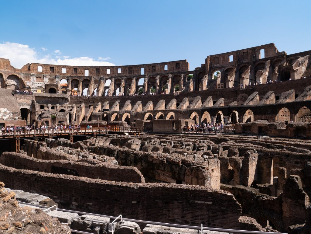 Tips for visiting the colosseum in Rome