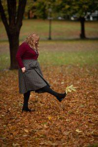 Fall at Boston Common
