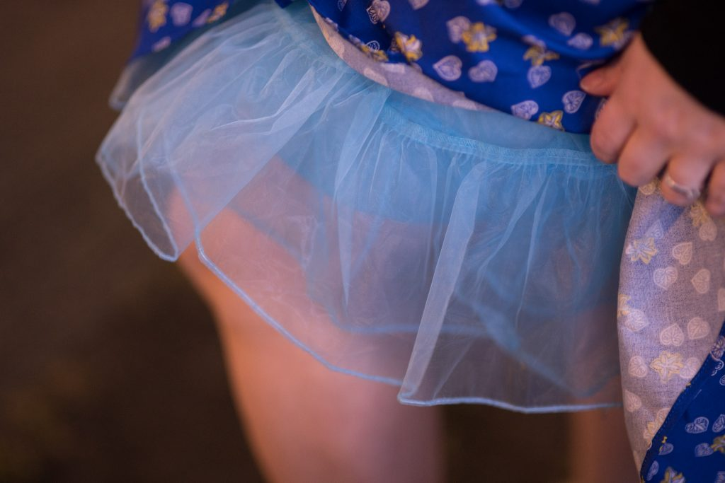 Petticoat for a '50's dress