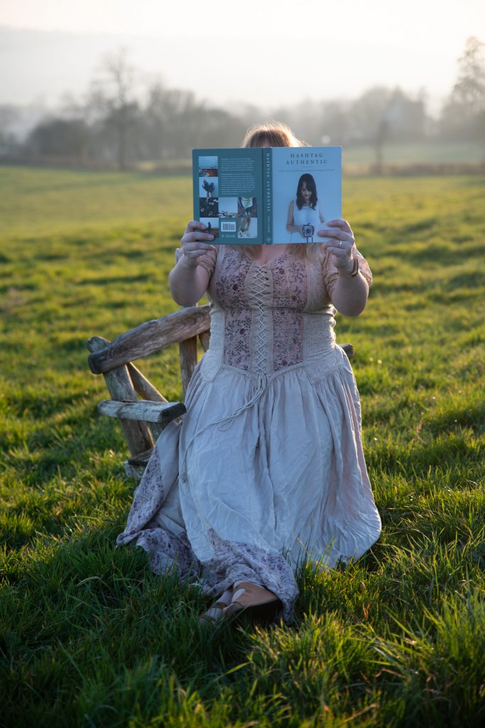 Review of Sara Tasker's book Hashtag Authentic