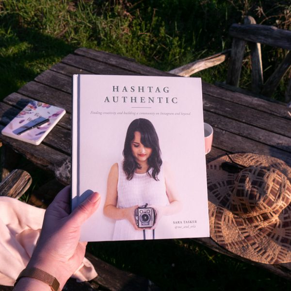 Hashtag Authentic by Sara Tasker book review