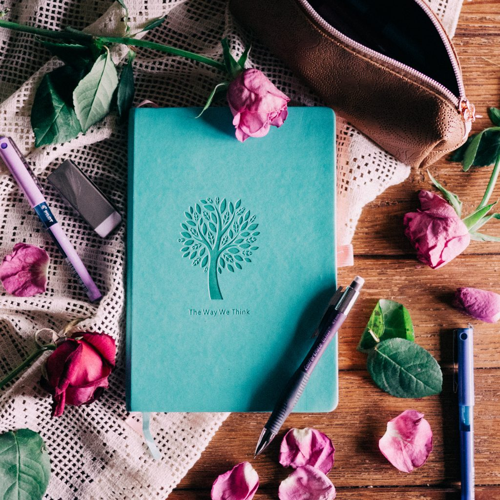 bullet journal for blogging