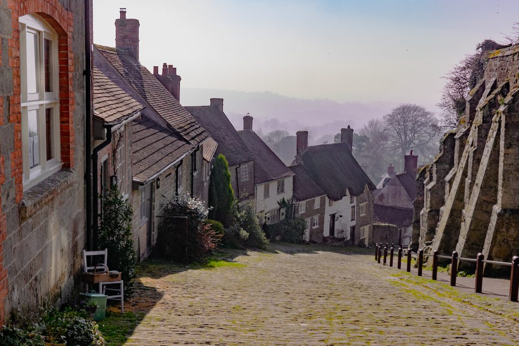 Hovis Hill, Gold Hill photography