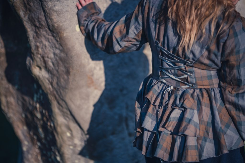 Outlander clothing