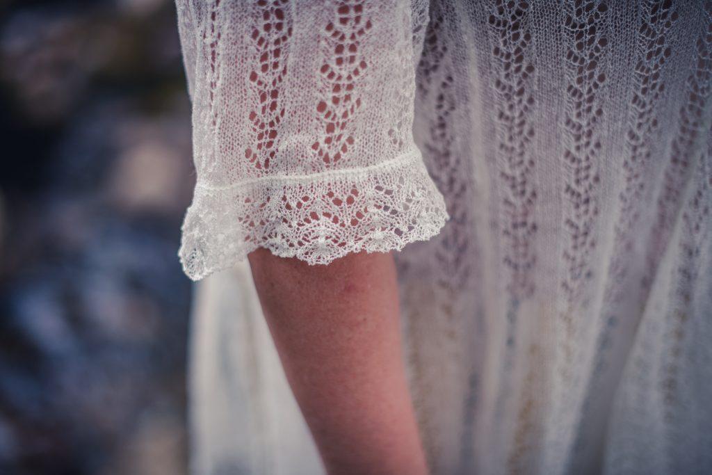 Joe Browns lace tunic top