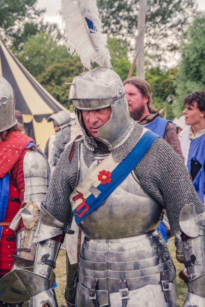 visiting Tewksbury Medieval festival