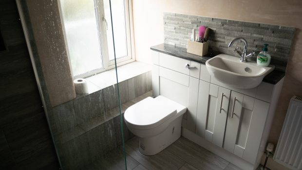 Wickes bathroom renovation