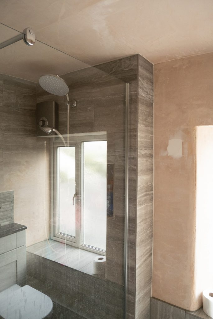 Bathroom renovation diary