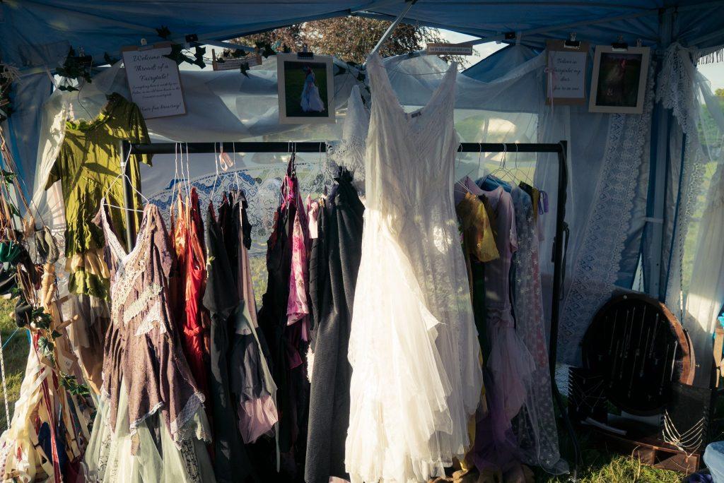 Threads of a Fairytale clothing