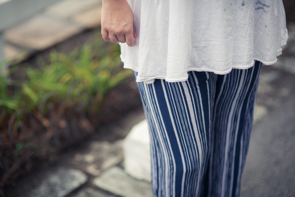 styling nautical summer pants