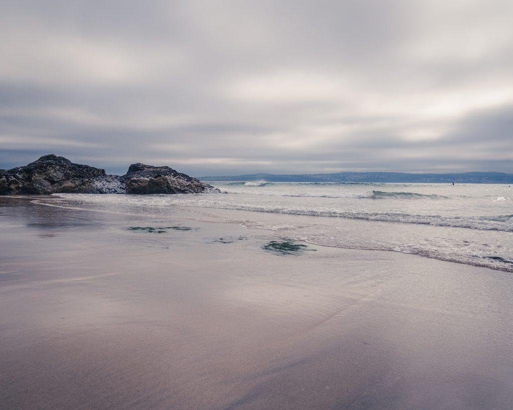 Visiting Godrevy beach