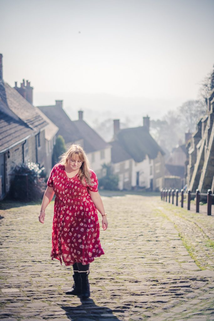 Style blogger at Hovis Hill