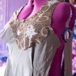 making a boho dress