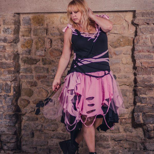 Plus size pastel goth clothing