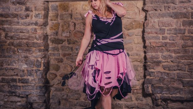 Plus size pastel goth clothing
