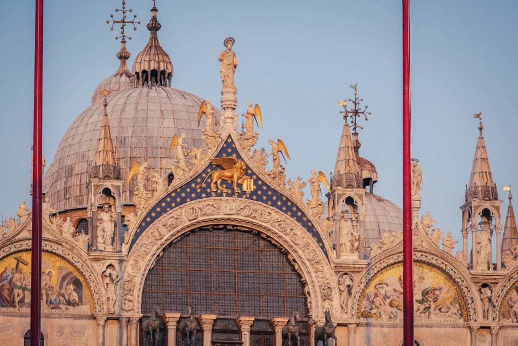 photography at piazza san marco