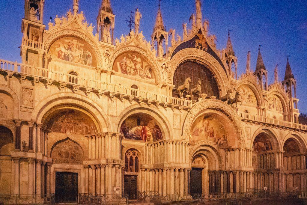 San Marco Duomo, Venice