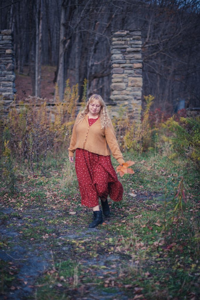 bohemian style in the fall