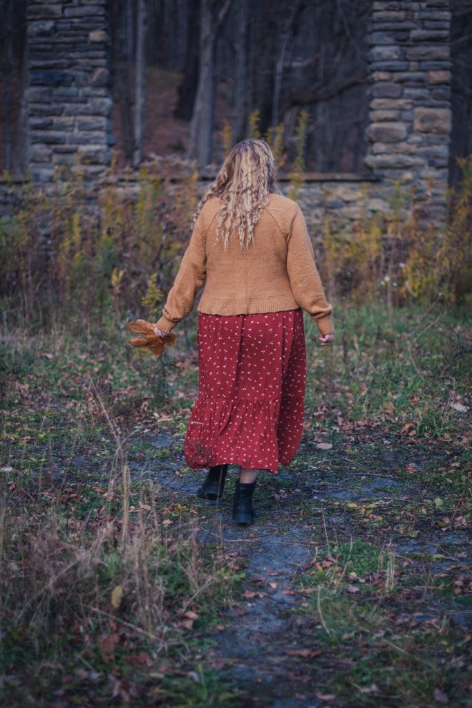 autumn boho dresses