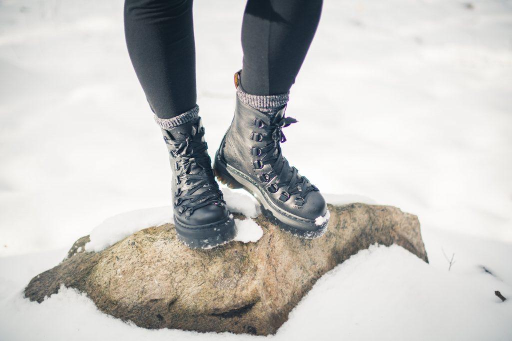 Dr Marten Trevonna boots
