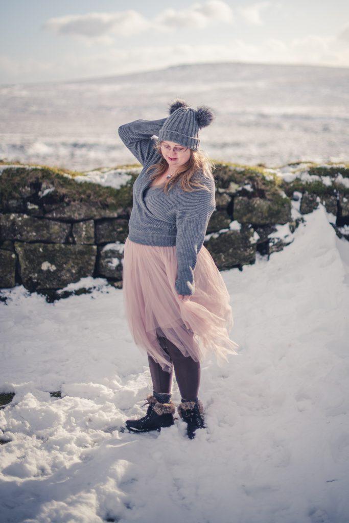 styling a tutu skirt