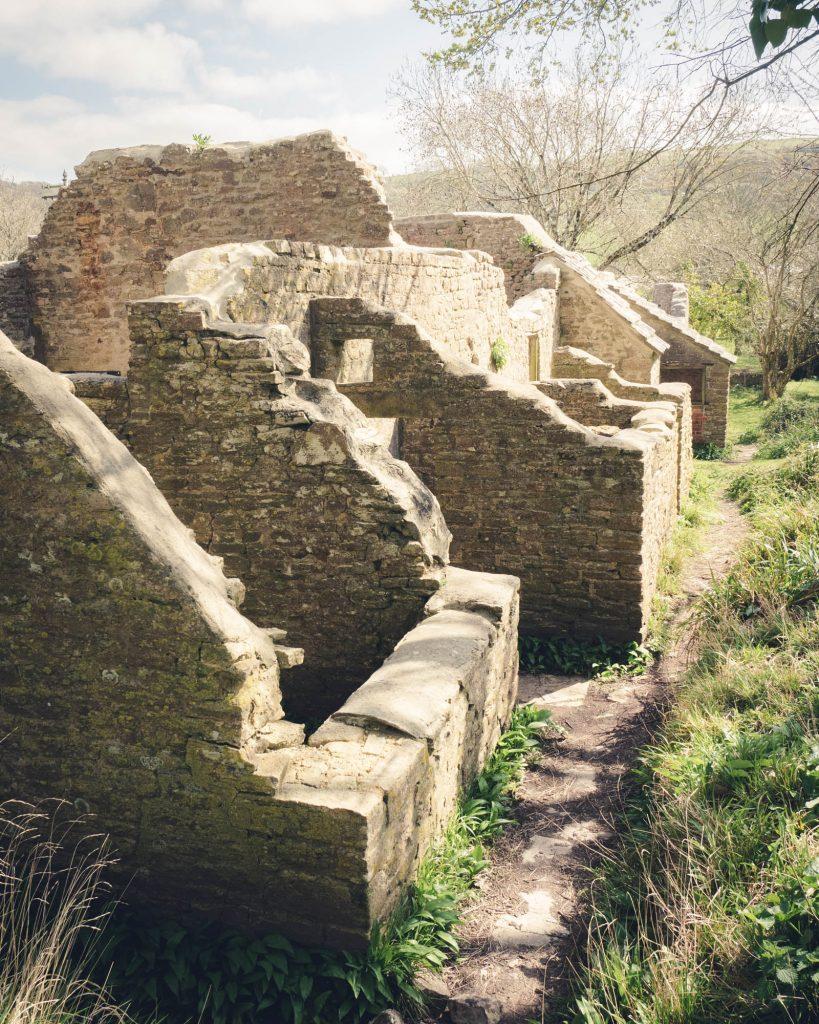 Tyneham abandoned village